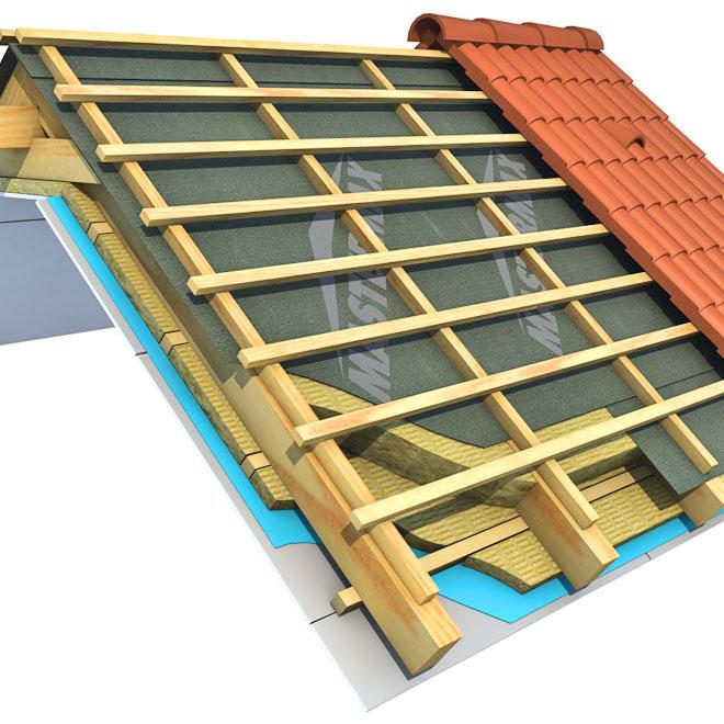 materiale pentru constructia acoperisului