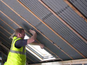 izolarea acoperisului 3