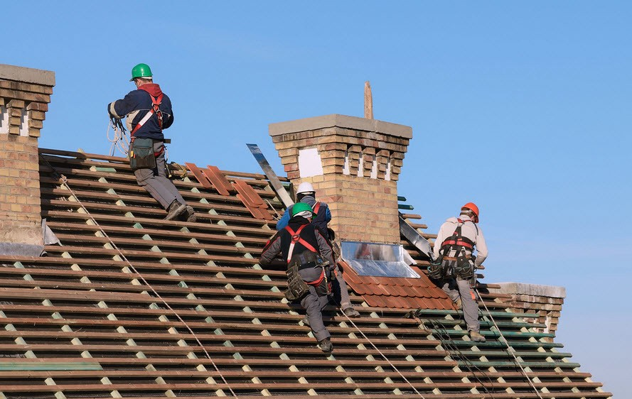 Schimbarea acoperișului